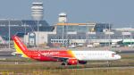 2wmさんが、台湾桃園国際空港で撮影したベトジェットエア A321-211の航空フォト(写真)