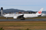 betaさんが、伊丹空港で撮影した日本航空 777-289の航空フォト(写真)
