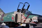 鈴鹿@風さんが、名古屋飛行場で撮影した航空自衛隊 RF-4E Phantom IIの航空フォト(写真)