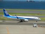YBH44564さんが、羽田空港で撮影した全日空 737-881の航空フォト(写真)