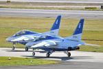 鈴鹿@風さんが、名古屋飛行場で撮影した航空自衛隊 T-4の航空フォト(写真)