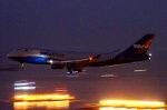 KAZKAZさんが、香港国際空港で撮影したSWイタリア 747-4R7F/SCDの航空フォト(写真)