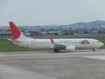 YBH44564さんが、高知空港で撮影したJALエクスプレス 737-846の航空フォト(写真)