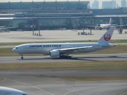 YBH44564さんが、羽田空港で撮影した日本航空 777-246の航空フォト(飛行機 写真・画像)