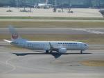 YBH44564さんが、羽田空港で撮影したJALエクスプレス 737-846の航空フォト(写真)