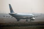 Gambardierさんが、名古屋飛行場で撮影した大韓航空 A300B4-103の航空フォト(写真)