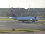 ヒロリンさんが、成田国際空港で撮影したデルタ航空 767-332/ERの航空フォト(写真)