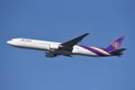 kumagorouさんが、仙台空港で撮影したタイ国際航空 777-3D7の航空フォト(写真)