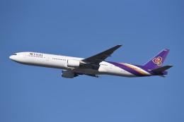 kumagorouさんが、仙台空港で撮影したタイ国際航空 777-3D7の航空フォト(飛行機 写真・画像)