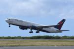 kuro2059さんが、ダニエル・K・イノウエ国際空港で撮影したデルタ航空 767-332/ERの航空フォト(飛行機 写真・画像)