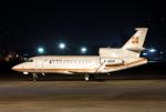 なごやんさんが、名古屋飛行場で撮影した哈银金融租赁有限責任公司 Falcon 900LXの航空フォト(写真)