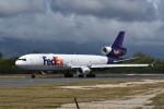 kuro2059さんが、ダニエル・K・イノウエ国際空港で撮影したフェデックス・エクスプレス MD-11Fの航空フォト(写真)