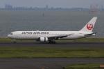 SIさんが、羽田空港で撮影した日本航空 767-346の航空フォト(写真)