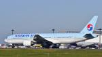 パンダさんが、成田国際空港で撮影した大韓航空 777-2B5/ERの航空フォト(写真)