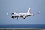 kumagorouさんが、仙台空港で撮影した中国国際航空 A320-232の航空フォト(飛行機 写真・画像)
