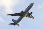 imosaさんが、羽田空港で撮影した全日空 767-381/ER(BCF)の航空フォト(写真)