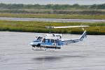 Gambardierさんが、岡南飛行場で撮影した海上保安庁 212の航空フォト(写真)