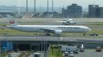 AE31Xさんが、羽田空港で撮影した日本航空 777-346/ERの航空フォト(写真)