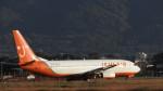 リンダさんが、松山空港で撮影したチェジュ航空 737-82Rの航空フォト(写真)