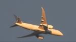 リンダさんが、高松空港で撮影したユナイテッド航空 787-8 Dreamlinerの航空フォト(写真)
