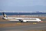 subtakaさんが、中部国際空港で撮影したシンガポール航空 787-10の航空フォト(写真)
