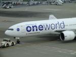 エルさんが、羽田空港で撮影した日本航空 777-246/ERの航空フォト(写真)