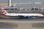 Chofu Spotter Ariaさんが、羽田空港で撮影したブリティッシュ・エアウェイズ 777-336/ERの航空フォト(飛行機 写真・画像)
