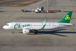 yabyanさんが、中部国際空港で撮影した春秋航空 A320-251Nの航空フォト(飛行機 写真・画像)