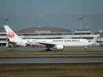 ヒコーキグモさんが、高松空港で撮影した日本航空 767-346の航空フォト(写真)