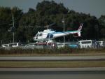 ヒコーキグモさんが、高松空港で撮影した中日本航空 AS350B Ecureuilの航空フォト(写真)