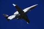もえさんが、静岡空港で撮影した日本法人所有 HA-420の航空フォト(写真)