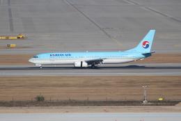 OMAさんが、仁川国際空港で撮影した大韓航空 737-9B5の航空フォト(写真)