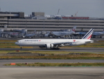 蒲田っ子さんが、羽田空港で撮影したエールフランス航空 777-328/ERの航空フォト(写真)