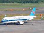 むらさめさんが、新千歳空港で撮影した中国南方航空 A320-232の航空フォト(写真)