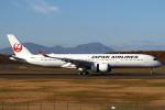 セブンさんが、新千歳空港で撮影した日本航空 A350-941XWBの航空フォト(飛行機 写真・画像)