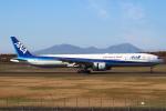 セブンさんが、新千歳空港で撮影した全日空 777-381の航空フォト(写真)
