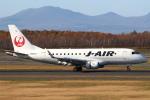セブンさんが、新千歳空港で撮影したジェイ・エア ERJ-170-100 (ERJ-170STD)の航空フォト(飛行機 写真・画像)
