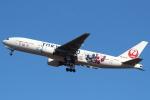セブンさんが、新千歳空港で撮影した日本航空 777-246の航空フォト(写真)