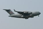 Zero Fuel Weightさんが、横田基地で撮影したアメリカ空軍 C-17A Globemaster IIIの航空フォト(写真)