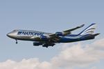 Zero Fuel Weightさんが、横田基地で撮影したナショナル・エア・カーゴ 747-428(BCF)の航空フォト(写真)