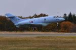 falconさんが、秋田空港で撮影した航空自衛隊 U-125A(Hawker 800)の航空フォト(写真)