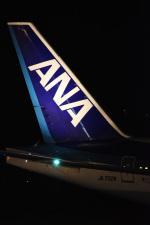 森の美玲Pさんが、函館空港で撮影した全日空 777-281の航空フォト(写真)