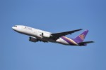 kumagorouさんが、仙台空港で撮影したタイ国際航空 777-2D7/ERの航空フォト(写真)