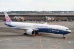 ハニーベルくんさんが、成田国際空港で撮影したチャイナエアライン 777-309/ERの航空フォト(写真)