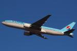 セブンさんが、新千歳空港で撮影した大韓航空 777-2B5/ERの航空フォト(飛行機 写真・画像)