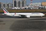 TIA spotterさんが、羽田空港で撮影したエールフランス航空 777-328/ERの航空フォト(写真)