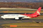 セブンさんが、新千歳空港で撮影した深圳航空 737-86Nの航空フォト(飛行機 写真・画像)