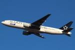 セブンさんが、新千歳空港で撮影した全日空 777-281の航空フォト(飛行機 写真・画像)