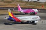 kunimi5007さんが、仙台空港で撮影したアシアナ航空 A320-232の航空フォト(写真)