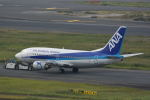 どんちんさんが、羽田空港で撮影した全日空 737-54Kの航空フォト(写真)